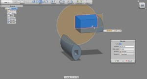 A fantastic free version of Autodesk Inventor for Macs. Download it here.
