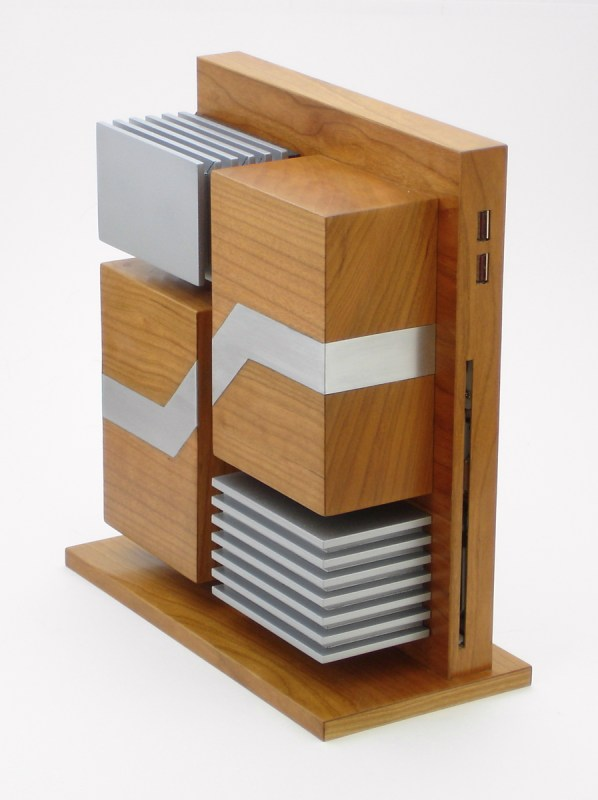 Make your own stylish custom computer case using only common hand tools and minimal skills. Is your style art deco, mid-century modern, mission, or modernist? I'll show you how to adapt that style to a computer case that would be proudly displayed in your equally stylish office or living space.
