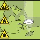 Danger: Burn Things with a Magnifying Glass