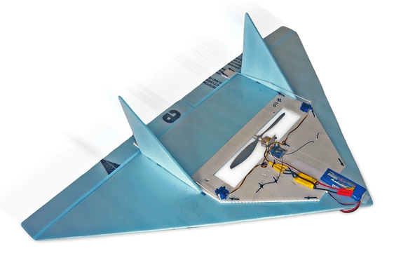 Brooklyn Aerodrome Flying Wing Kit. $299. Join your dad in a fun, quick build to complete Flying Wing kit by Brooklyn Aerodrome. The flexible body is extremely crash-resistant, so it's perfect for first-time flyers!--Eric Weinhoffer.