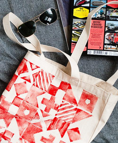 nautical beach bag-1