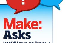 MAKE Asks: Making and the Arts