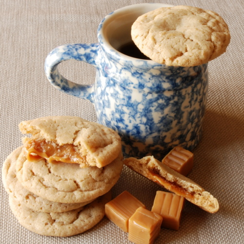 caramel_stuffed_apple_cider_cookies_1