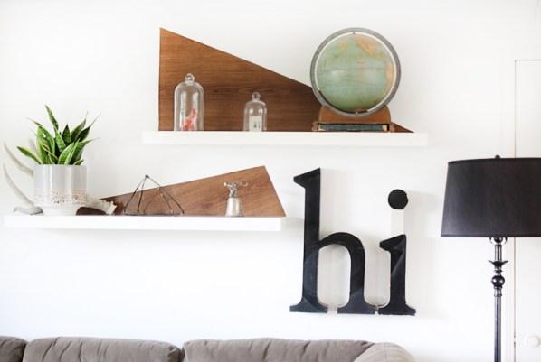 shelf accents