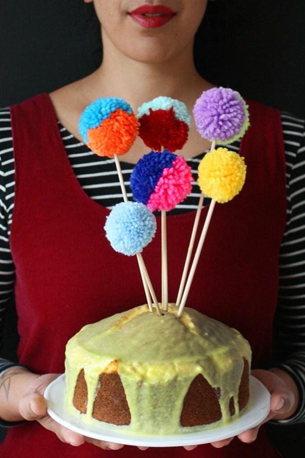 pom pom cake toppers-2