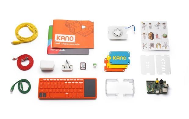 The Kano Kit.