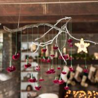Branch chandelier centerpiece-2