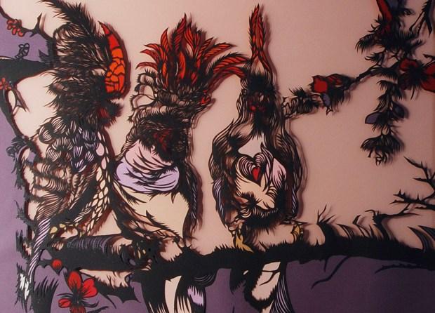 Kojima's Parrots