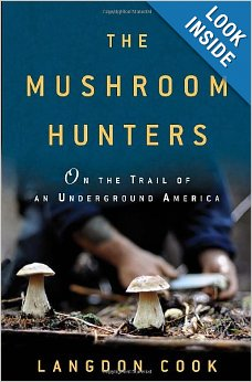 Ever since I learned that there are groups of nomadic mushroom hunters that travel up and down the California coast, gathering elusive, hard-to-cultivate mushrooms, I've been thinking about what that sort of life is like. Langdon Cook explores the mushroom hunting subculture in his book, The Mushroom Hunters, and I think it'll be just the ticket to satiate my curiosity.  —Laura Cochrane