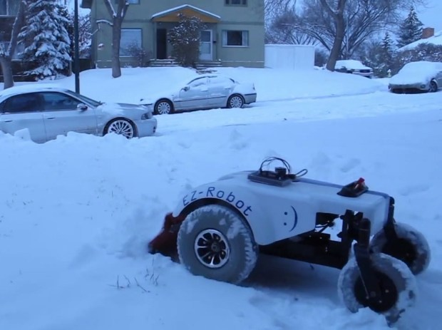 Read more >> Robots for the Snowpocolypse.