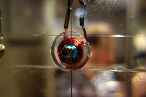 Subtle sounds: strings vibrate to fine-tuned pitches with the aid of electromagnets.