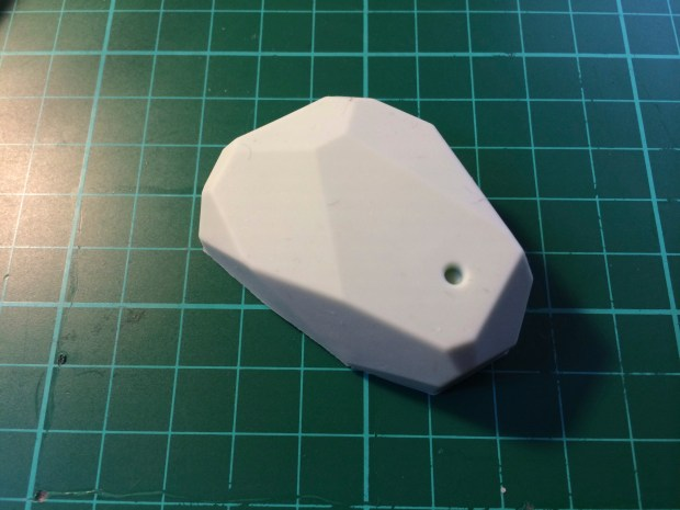 "A ""Mint Cocktail"" Estimote Beacon."