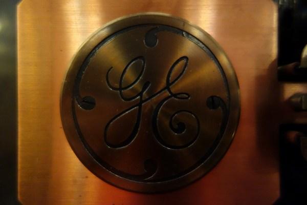 GE's classic logo