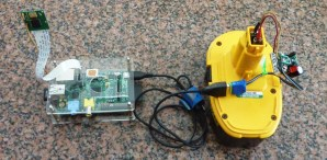 Raspberry Pi to Go: How to Wire 18v Portable Pi Power