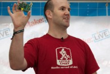 10 Questions for Raspberry Pi's Eben Upton