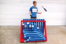 Musical PVC Pipes
