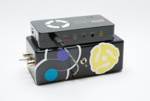 Vinyl Digitizer Phono Preamp