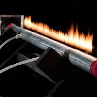 Flame tube opener