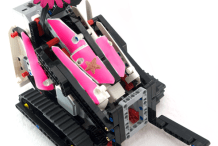 How to Get Girls into EV3 Robotics