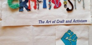 Book Review: Craftivism Edited By Betsy Greer