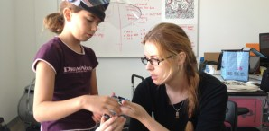 Soldering a Connection -- The Start of a Mentoring Relationship