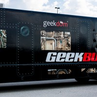 Geekbus Moves to Educate Young Makers