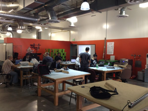 The recently renovated Fab Lab facilities at Pasadena City College are ready for training the next generation of makers!