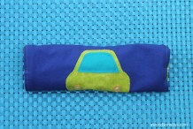 DIY Roll-Up Kid's Buckle Toy