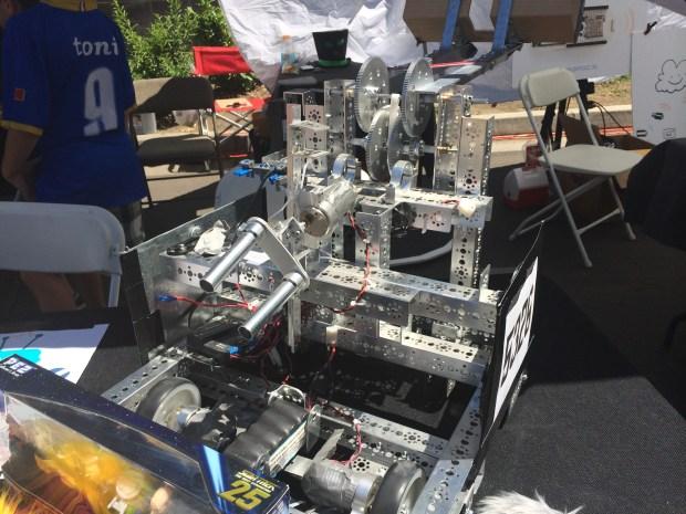 FTC 5326's robotic champion
