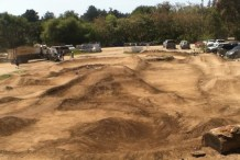 Making a Pump Track