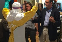 Makers Against Ebola - Personal Protection Equipment