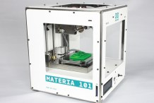 Arduino Gets Physical With The Materia 101 3D Printer