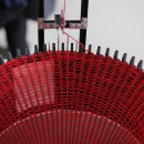 Circular Knitic: An Open Hardware Knitting Machine