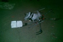 Drug Drone: Meth-Carrying Multicopter Crashes Near US-Mexico Border