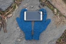 DIY Smart Phone Mittens