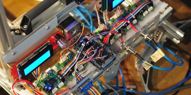 Arduino Mega with motor control boards