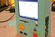 Raspberry Pi-Powered BMO Brings Adventure Time To Life
