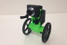 Print This Adorable Two-Wheeled, Self-Balancing Robot