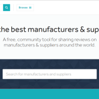 Tindie Biz is Yelp For Manufacturing