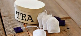 Play Kitchen: Felt Tea Bags