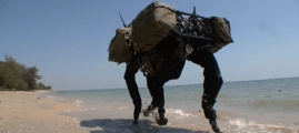 Rockstar Robots: Meet Boston Dynamics' BigDog
