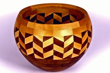 Video: Watch How Much Work Goes into This Beautiful Wooden Bowl