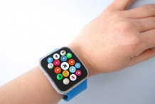 Adorable Felt Apple Watch Runs Forever, Doesn't Cost $10,000