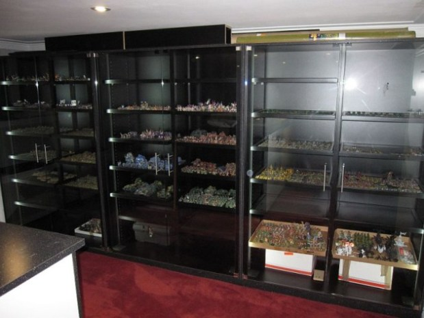 Dad Builds Ultimate Tabletop Wargaming Room Make Diy