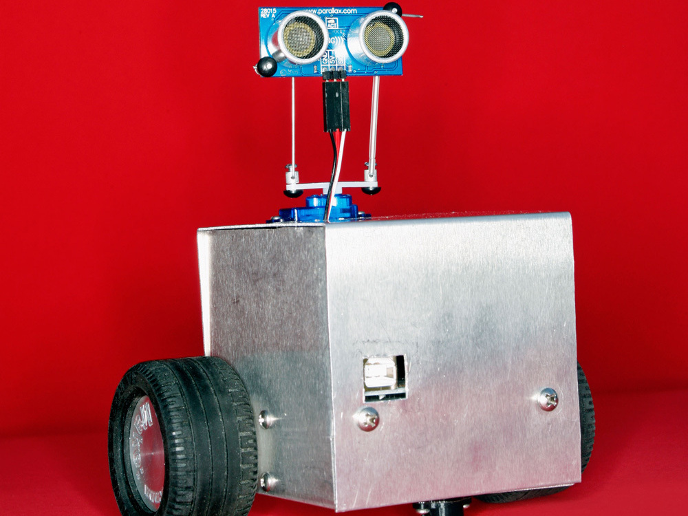 My robot makeymake an autonomous that uses