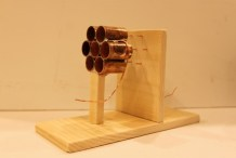Build an Ionic Thruster like NASA Uses for Space Propulsion