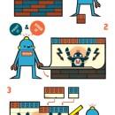 1+2+3 Building Block Puzzle