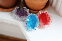 Grow Your Own Crystals in Eggshells
