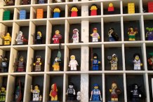 Flashback: LEGO Display Case