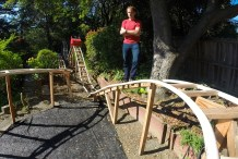 A Backyard Roller Coaster the Whole Family Can Build